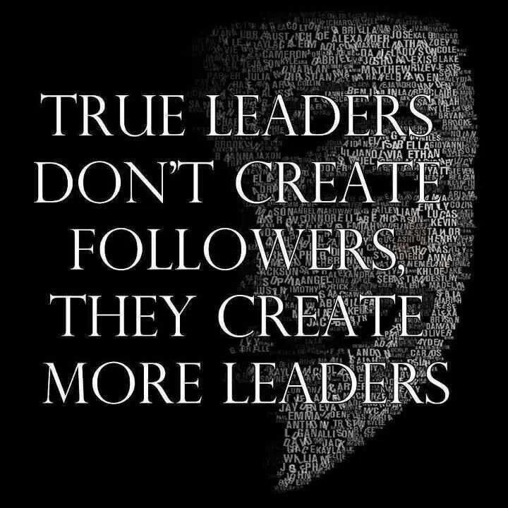 LeaderCreateLeaders